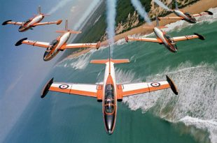 RAAF Roulettes Aerobatic team mid-air collision
