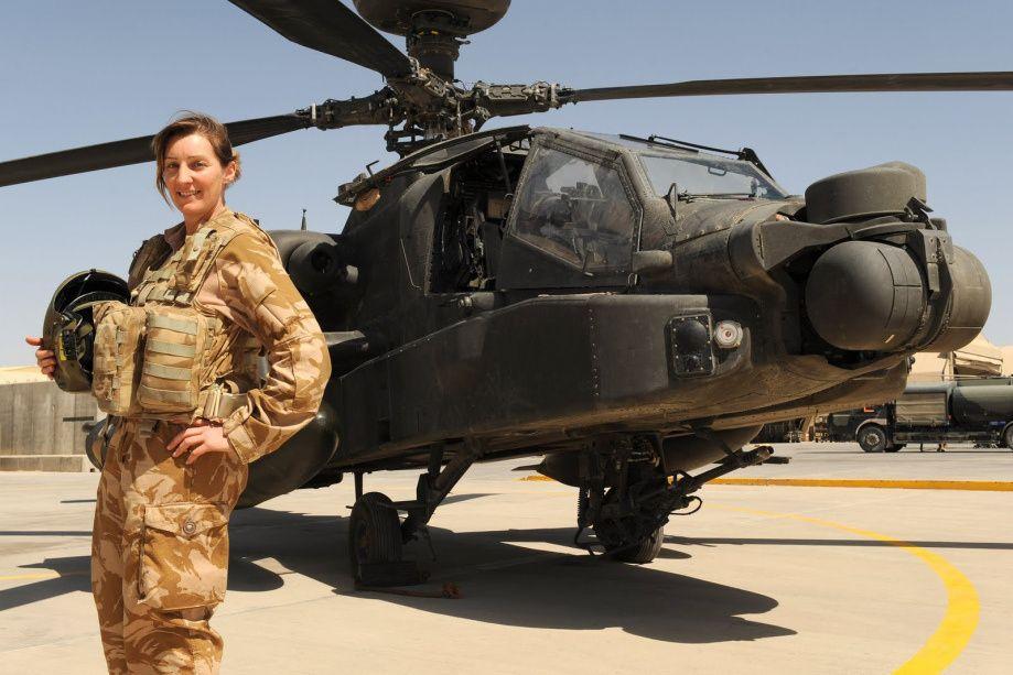 $35,000 Bonuses for Apache Pilot to Reduce Apache Pilot Shortage