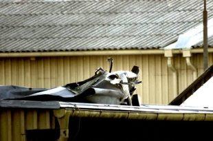 4 Dead in Robinson R-44 Raven Helicopter crash in Plzen, Czech Republic
