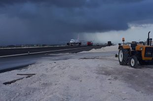Pilot Grounded as Air India flight Landed on the wrong (under-construction) runway in Maldives