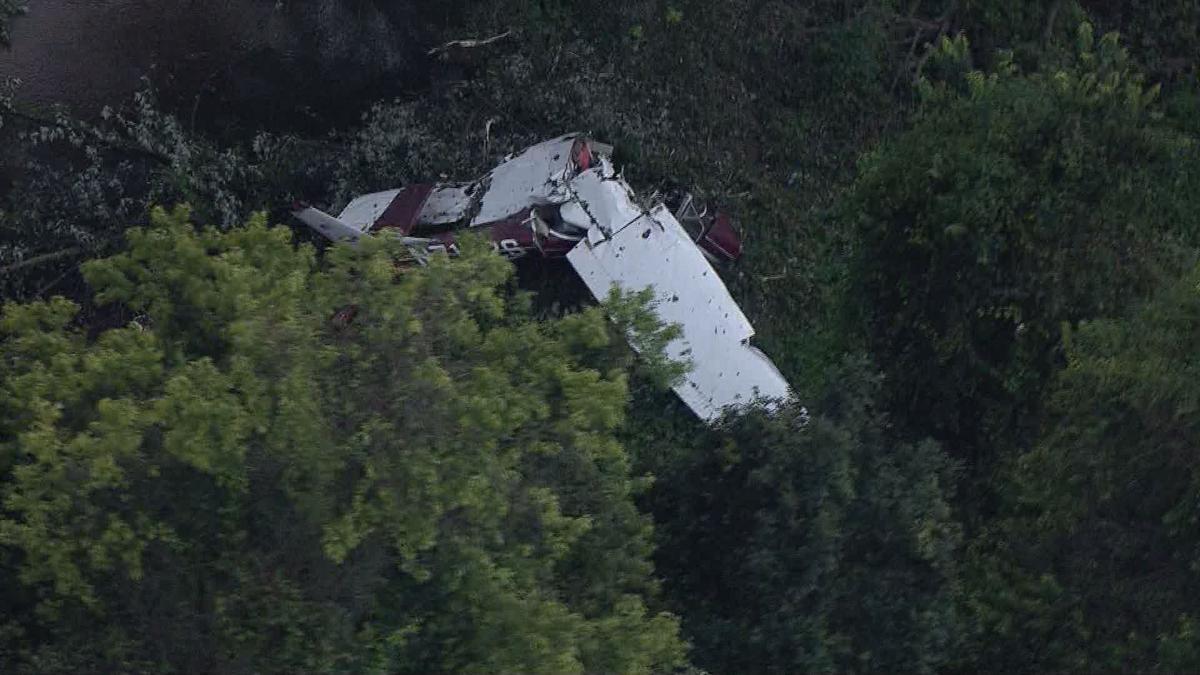 Cessna 150 crashes near Festus Memorial Airport, 2 dead