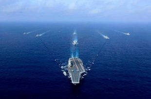 U.S. Navy Is in Big Trouble? China Could Have 4 Aircraft Carriers by 2022