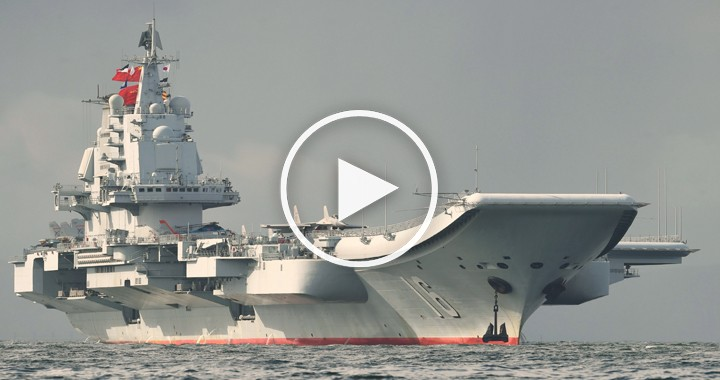 China Could Have 4 Aircraft Carriers by 2022
