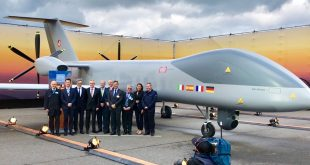 Monster European MALE RPAS UAV made by Germany, France, Italy & Spain