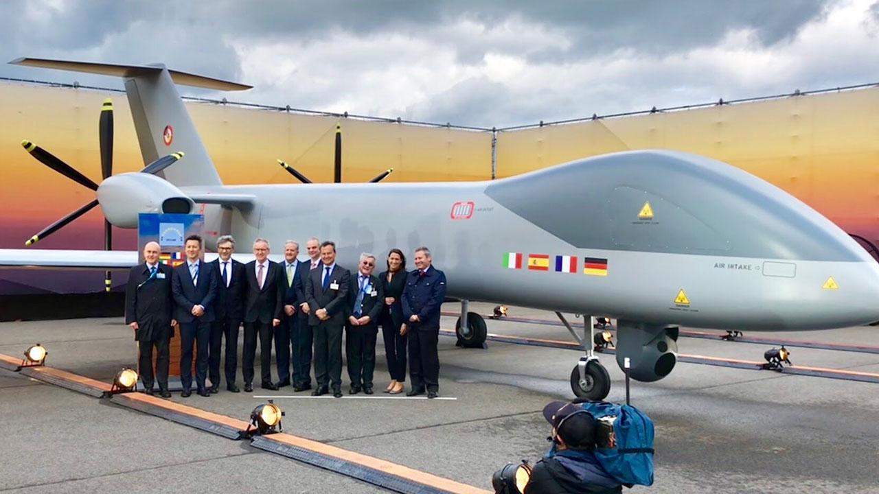 EU pokrenula zajednički fond za obranu i vojsku European-MALE-RPAS-UAV