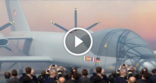 Monster European MALE UAV made by Germany, France, Italy & Spain
