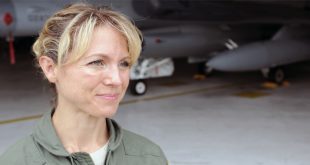 Lt. Heather Penney: F-16 pilot who was ready to give her life on Sept. 11