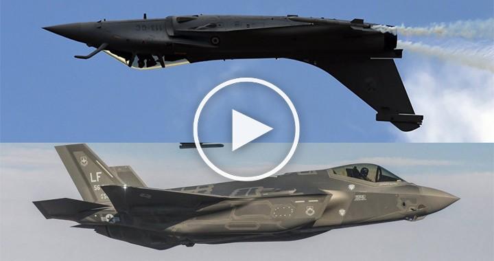 F-35 Lightning II vs Dassault Rafale