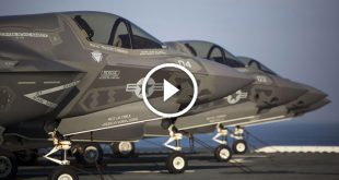 F-35 Stealth Fighter Ready For Fighting If Middle East Tensions Explode