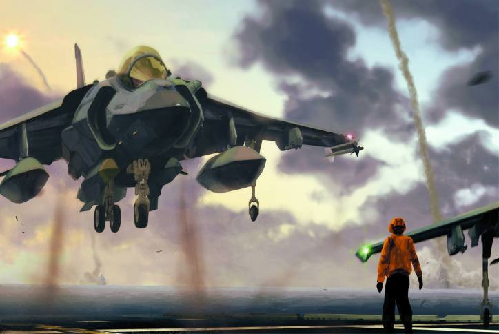 Lockheed Martin Proposed new Air superiority fighter: Hybrid F-22/F-35