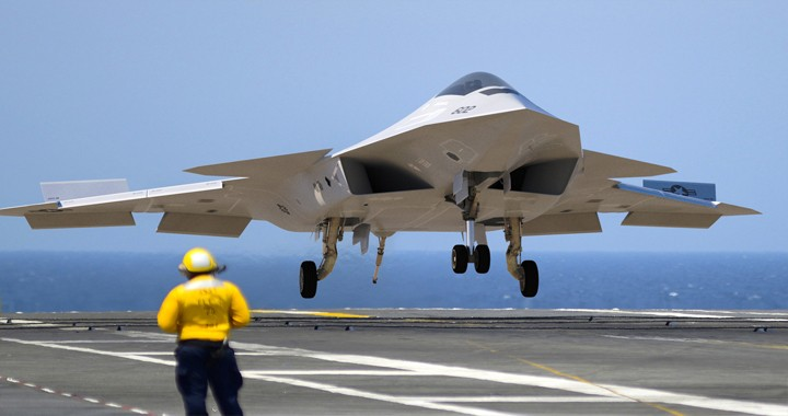 How Sixth-Generation Jet Fighters Could Change the Future Air warfare
