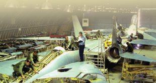 Iranian technicians managed to overhaul F-14 Tomcats