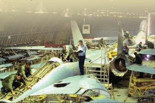Iranian technicians managed to overhaul F-14 Tomcats