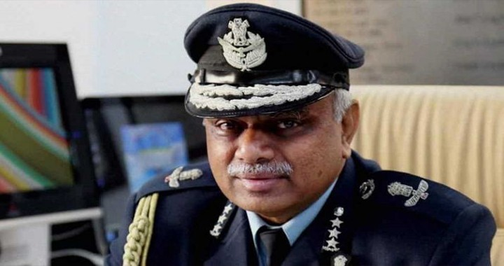 Indian Air Force vice chief accidentally shoots himself