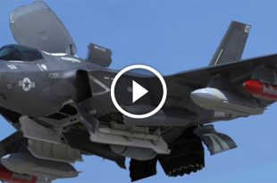 Interesting Facts About The F-35 Lightning II Stealth Fighter Jet