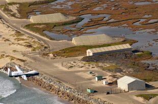 MQ-4C Triton Made Emergency Belly Landing At Naval Base Ventura County