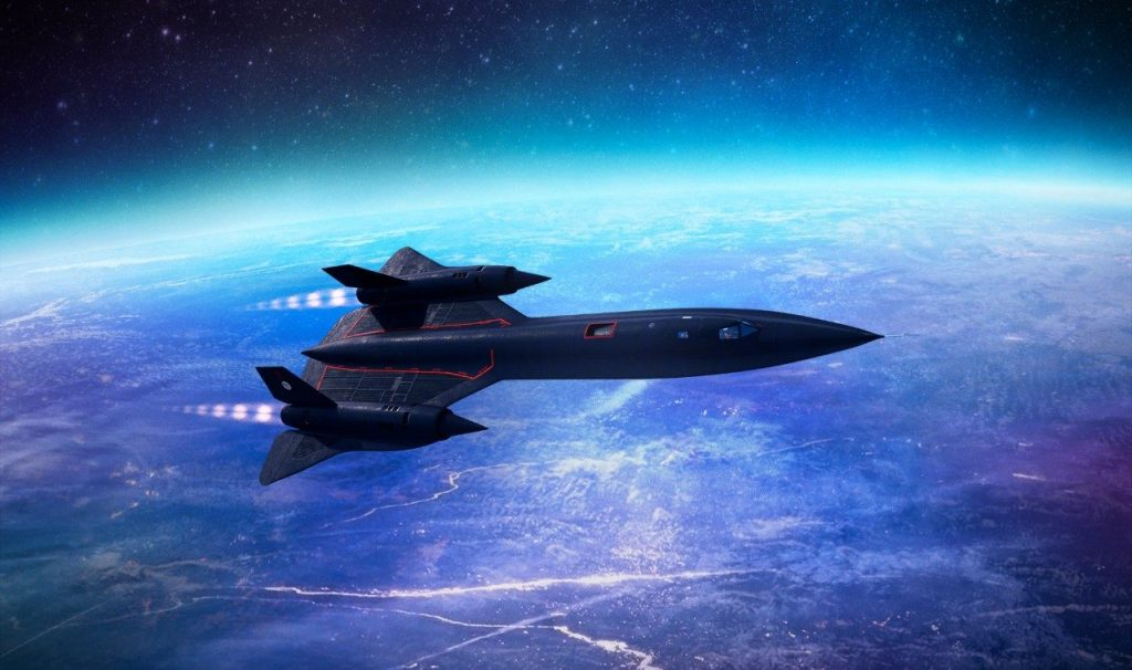 SR-71 Blackbird Set Four New Speed Records The Day Before Its Retirement
