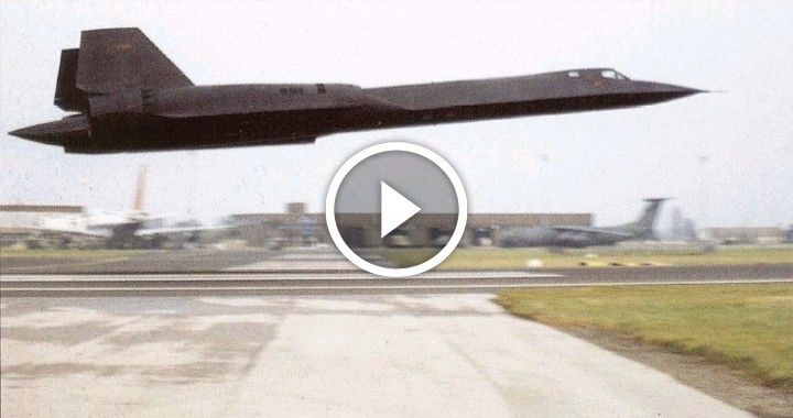 sr 71 buzzing the tower story of blackbird commercial airport flyby