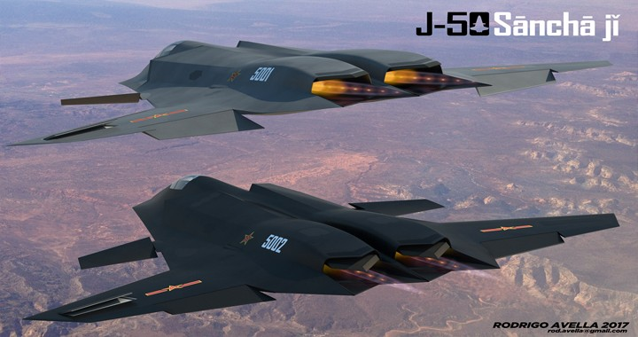 List of All the new Sixth-Generation Fighter jet in the world