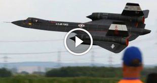 """SR-71 """"Buzzing the tower"""":Story of Blackbird Commercial Airport Flyby"""