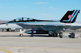 For Top Gun: Maverick Filming Three U.S. Air Force F-18 Super Hornets Jets Were Given Special Color Scheme