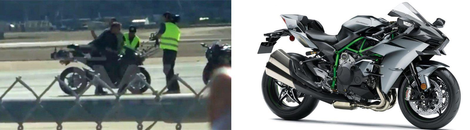 Top Gun Sequel: In-Flight Emergency & Tom Cruise's New Motorcycle