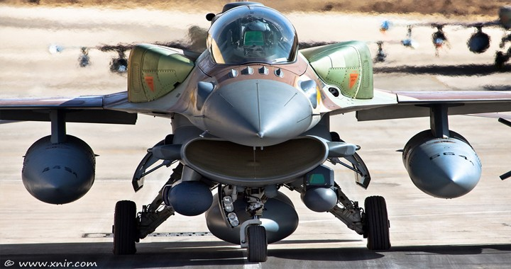 This is how Israel modified F-16s to get 45+ Kills in combat