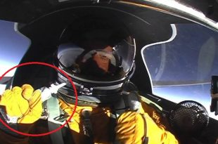 What and How Do U-2 Spy Plane Pilots Eat While Flying Near Space
