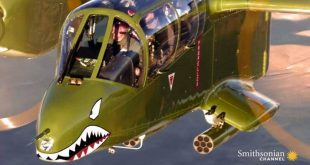 US deployed 50 year Old OV-10 Bronco Aircraft to Combat ISIS in Iraq