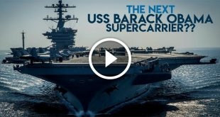 The Next U.S. Supercarrier: USS Barack Obama or USS Donald Trump?
