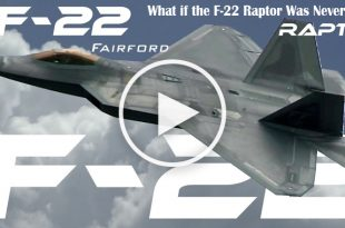 What if the F-22 Raptor Was Never Built?