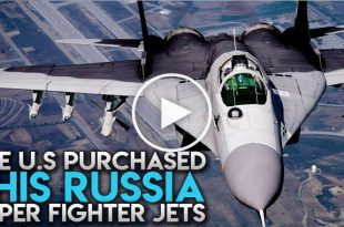 Why America Purchased Lethal Russian Fighters Fighter jets?