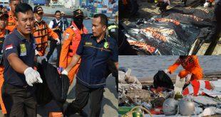 All 189 passengers presumed dead Lion Air Flight JT 610 crash