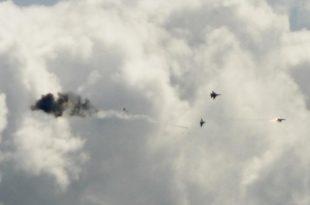 American and Ukrainian pilot Died in Ukrainian SU-27 fighter jet crash