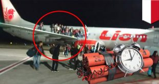 Aviation expert claims Bomb could have caused Lion Air crash
