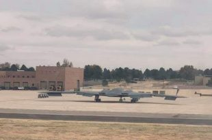 B-2 Made Emergency Landing In Colorado with all 4 engine offline