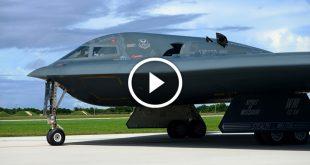 China's Worst Nightmare: U.S. Deployed B-2 Spirit Bombers to Hawaii