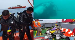 Drones, Sonar, underwater beacons are used to find Lion Air Plane