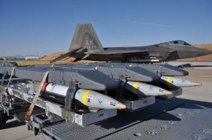 F-22 Raptor getting more Lethal with Two New Weapons