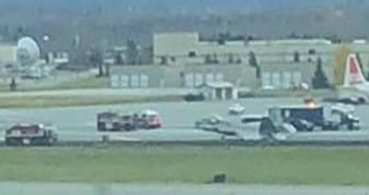 F-22 Raptor makes an emergency landing in Alaska
