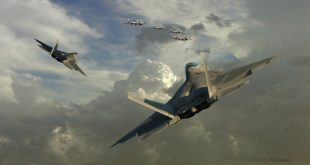 """F-22 """"deterred"""" 587 enemy aircraft in their first 'combat surge' over Syria"""