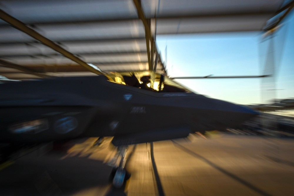 Some F-35s grounded again due to fuel system flaws