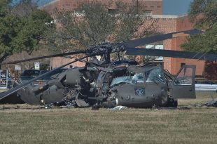 Four dead in Sikorsky UH-60L Black Hawk crash