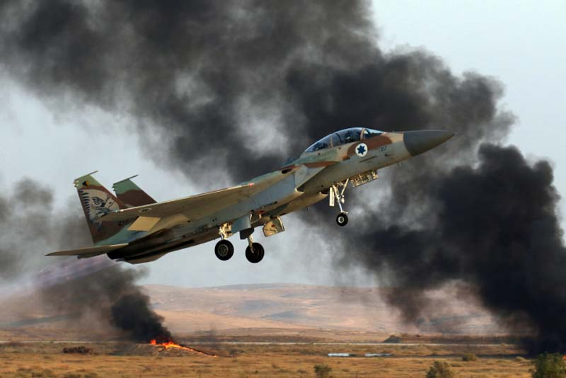 Israel to hit Russian S-300 missile systems in Syria