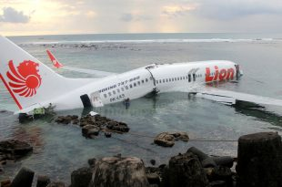 Indonesian Boeing 737 plane crashes in sea off Jakarta with 188 on board