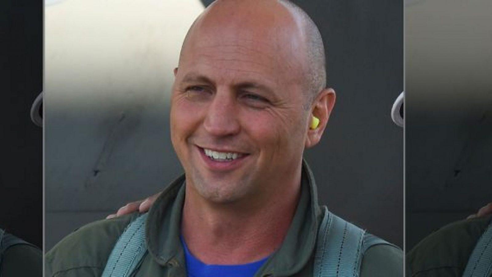 """Lt. Col. Seth """"Jethro"""" Nehring U.S. pilot killed in Ukrainian fighter jet crash"""