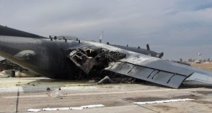 Russian media circulate fake news of C-130J crash in Afghanistan