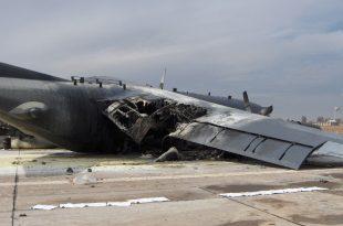 Russian media circulate fake news of C-130J crash in Afghanistan