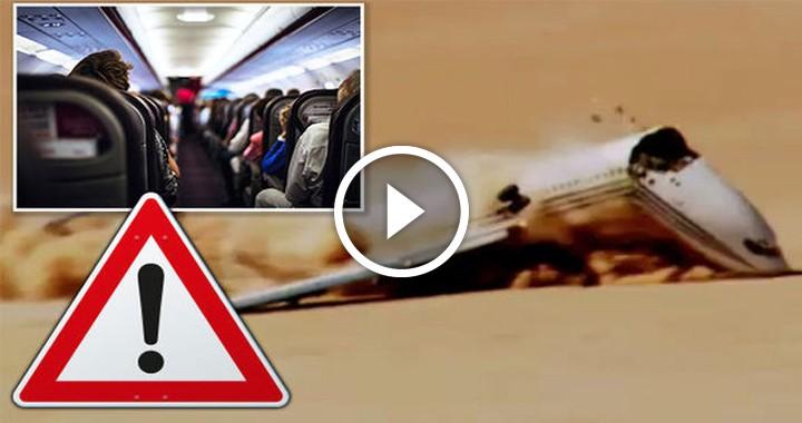 Flight secrets: Safest place to sit on a plane if it crashes