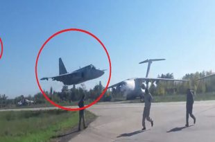 Latest Video of Pair of Su-25M ultra-low altitude Low Pass